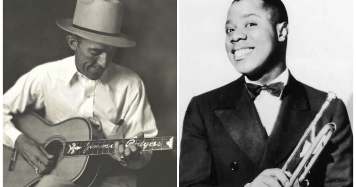 JAZZIZ Essentials: When the Father of Jazz Met the Father of Country Music (VIDEO)